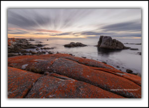 long exposure seascape photography bay of fires