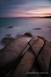 bay of fires photography workshop tasmania