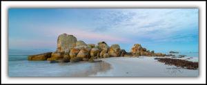 Picnic Rocks Bay of Fires Tasmania