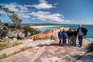 Bay of Fires Photography Tour