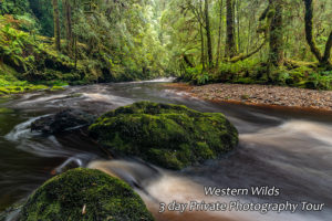 Strahan and Western Tasmania private photography tour