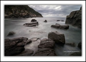 Seascape, Bruny Island