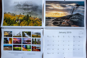 Luke O'Brien Photography Calendar 2019