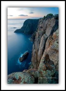 Cape Raoul, Dusk