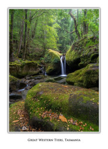 Chasm Falls, Great Western Tiers