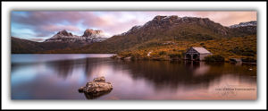 Cradle Mountain, Dove Lake Boatshed