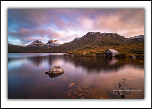 Sunset Cradle Mountain