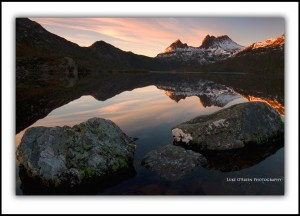 Sunrise Cradle Mountain