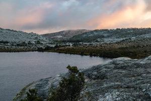 Glacier Rock, Dove Lake