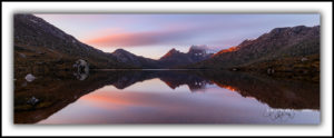 P56: Sunrise Cradle Mountain