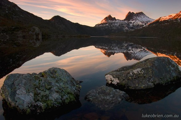 Tasmanian photography locations: Cradle Mountain