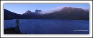 Cradle Mountain & Marions Lookout, Dawn
