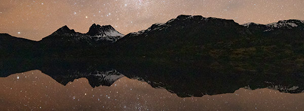 cradle mountain night photography
