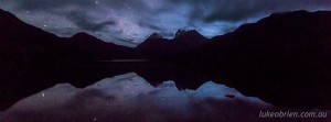 Night Sky Photography, Cradle Mountain and Dove Lake, Tasmania