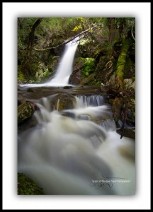Crater Falls, Cradle Mountain