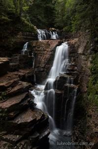 D'Alton Falls, Overland Track Tasmania