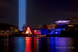 Dark Mofo 2018 - Spectra, at Mona