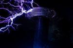 dark path tesla coil