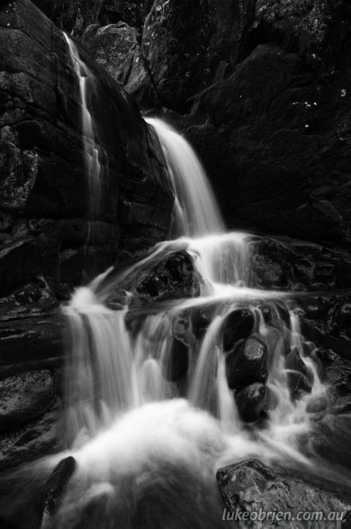 Waterfall at Douglas Apsley National Park, Tasmania
