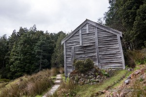 Du Cane Hut, Overland Track