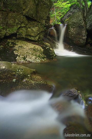 Endougataki Falls, Fukushima
