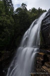 Fergusson Falls, Overland Track Tasmania