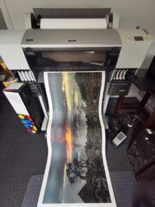 Fine art photo printing Tasmania