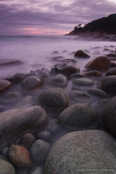 Dawn, Bluestone Bay, Tasmania