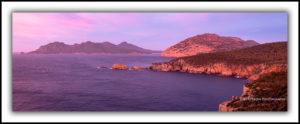 Sunrise Cape TOurville Freycinet Tasmania