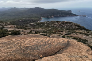Mt Parsons hike at Freycinet National Park