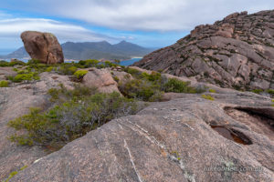 Mt Parsons at Freycinet