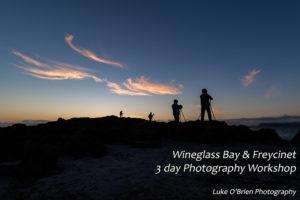 small group photography tours tasmania