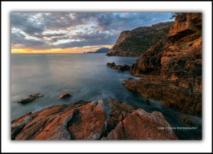 Sleepy Bay at sunrise, Freycinet NP