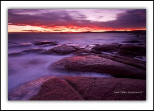 Tasmanian Photographic Workshops: Coles Bay, Freycinet Coast