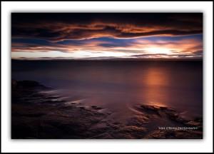 Sunset - Hazards Beach