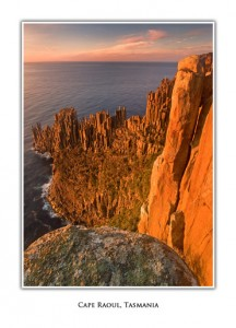 Tasmanian Greeting Cards - Cape Raoul