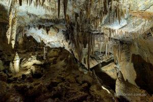 gunns plains caves north west tasmania