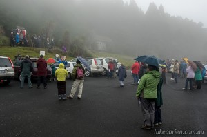 Gustav Weindorfer Ceremony, Cradle Mountain