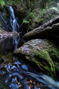 hogarth falls strahan tasmania