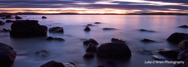 Sunrise, Taroona