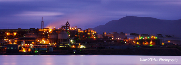 Hobart's Zinc Works