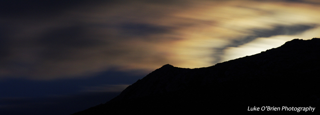 Moonrise, Schnells Ridge