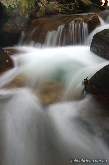 Cascades at Endougataki, Fukushima