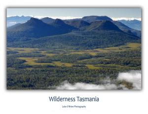 Tasmanian Wilderness Postcards: King William Range