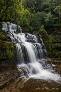 Liffey Falls open