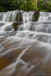 Liffey River cascades, Tasmania