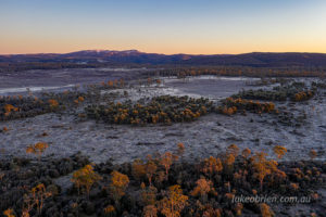 Black Bluff and the Middlesex Plains, Tasmania