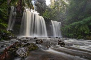 Mt Field Russell Falls Tasmania