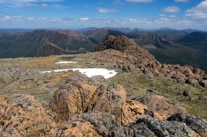 Mt Ossa summit