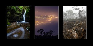 tasmanian landscape art photography mt wellington